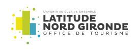 L'OFFICE DE TOURISME LATITUDE NORD GIRONDE VOUS SOUHAITE LA BIENVENUE